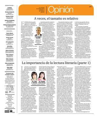Edición 4 de Marzo 2017  El Vocero de Puerto Rico