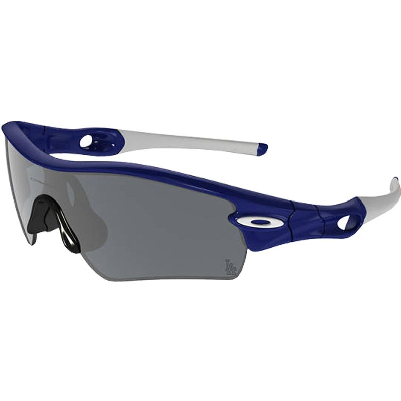 sunglasses sale oakley  Sale on Oakley Dodgers MLB Radar Path Special Editions Sportswear ...