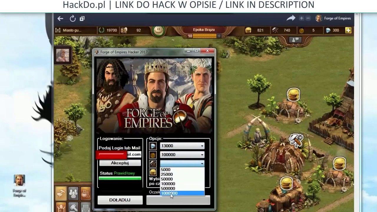 forge of empires mod apk 2018