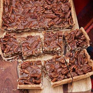 Chocolate Chip Cookies And Other Fall Desserts You Need To Make CHOCOLATE PECAN BARS – Best Fall Dessert Recipes - CHOCOLATE PECAN BARS – Best Fall Dessert Recipes -