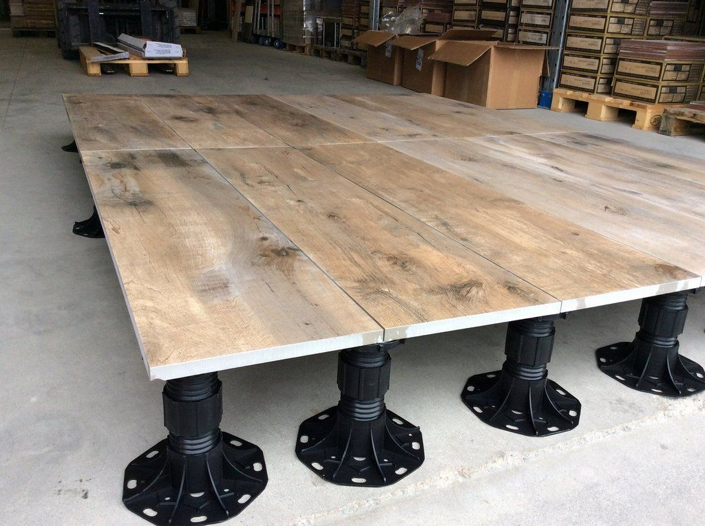 Slabs On Plots Leroy Merlin Image Gallery Laying Tiles On Plots Slab In 2020 How To Lay Tile Rustic Dining Table Patio Bars