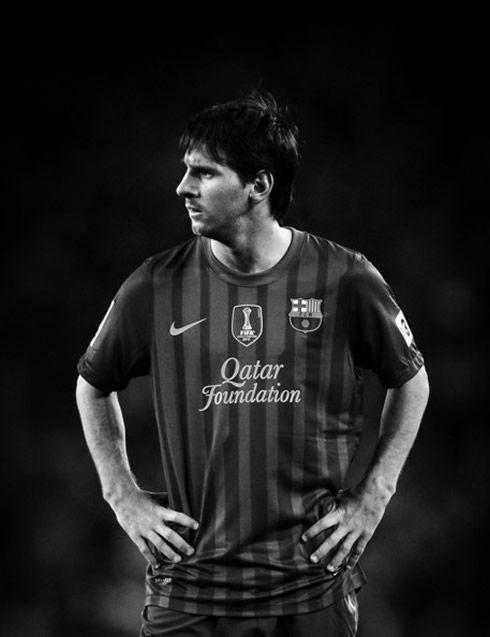 innovative design c9a05 a265b Messi (Black and white)   Sportstars   Lionel messi, Messi ...
