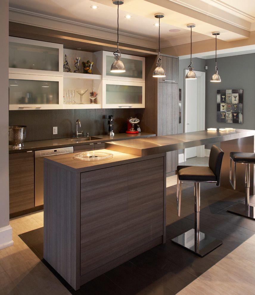 15 Majestic Contemporary Home Bar Designs For Inspiration Modern