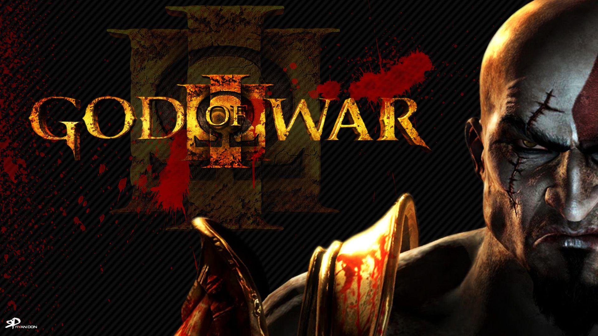 Best Way To Release Your Anger Kratos God Of War God Of War 3 Wallpapers God Of War