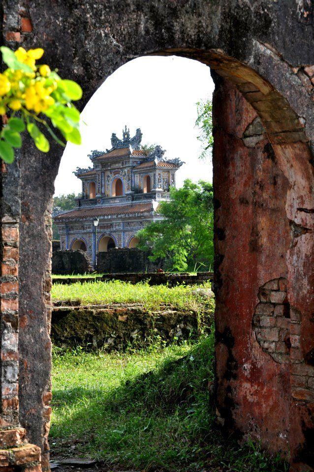 #Vietnam #travel #Citadel