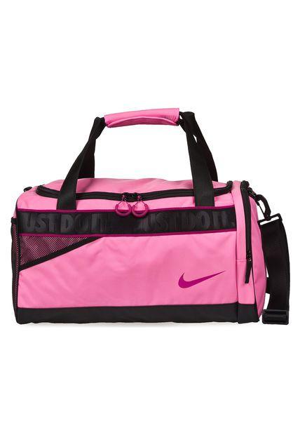 Bolso Rosa Nike Varsity Duffel | Bolsos nike, Mochilas nike ...