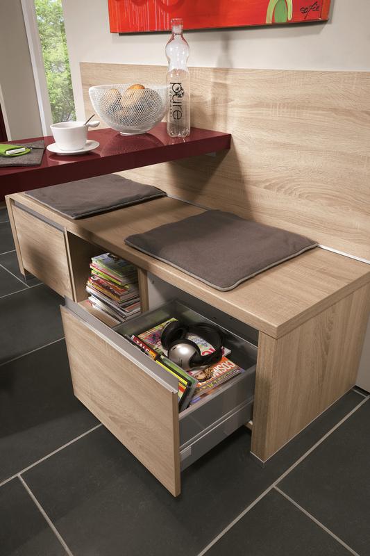 Bildergebnis für schlauchküche bank | Sitzbank küche, Küche ...