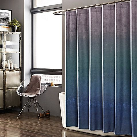 Kenneth Cole Reaction Home 72 Inch x 72 Inch Shower Curtain in