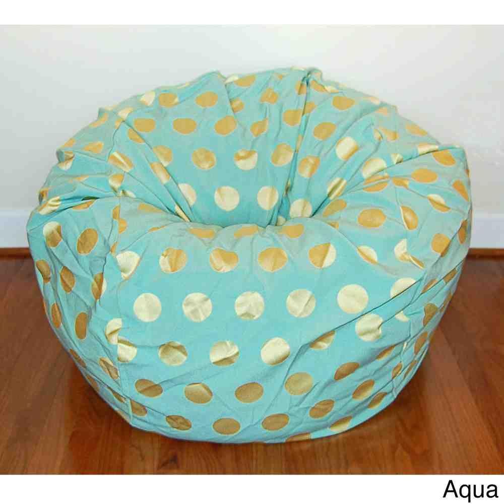 Washable Bean Bag Chairs