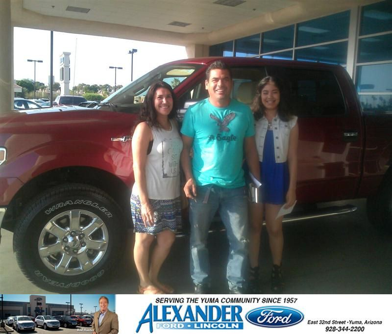 Congratulations To Isabel Arredondo On Your Ford F 150 Purchase