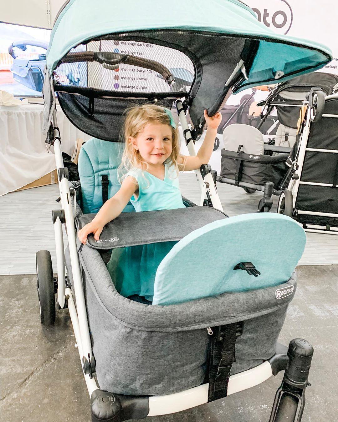 TADA! 👑 A princess carriage for your precious little ones