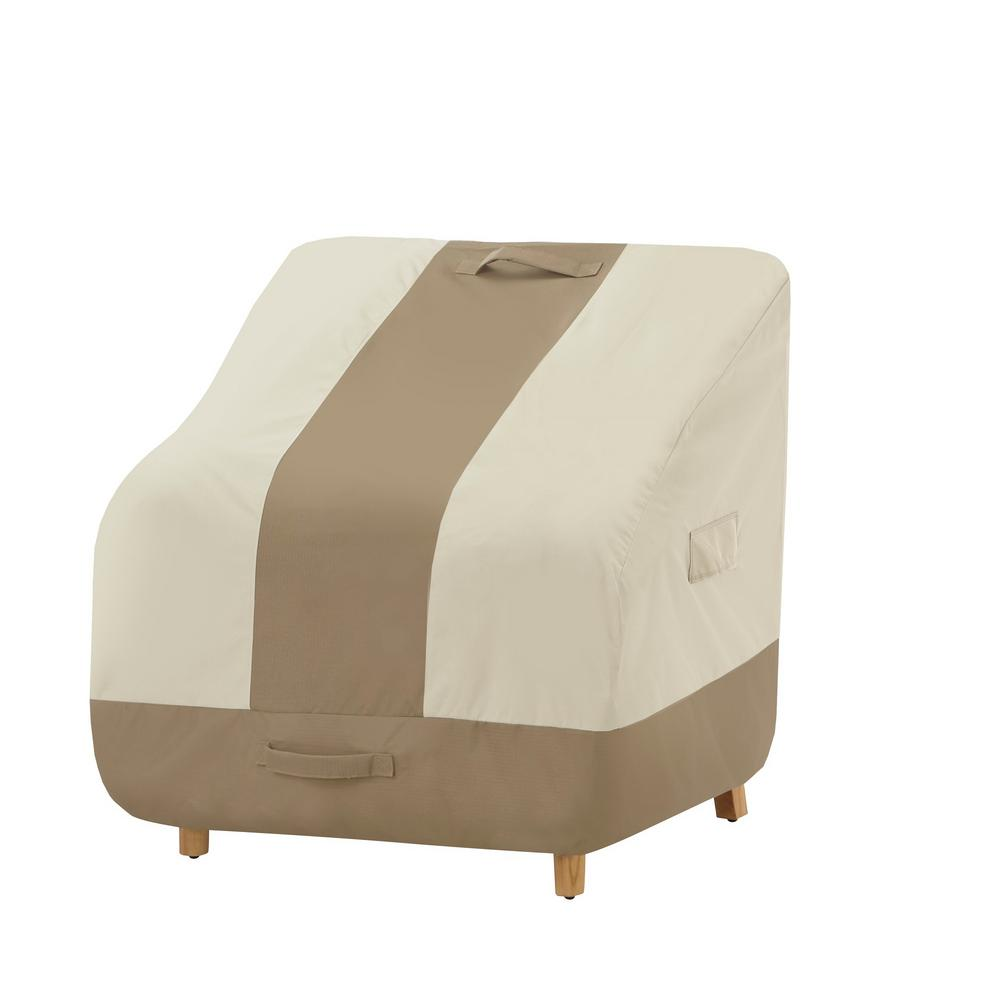 Hampton Bay Patio High Back Chair Cover