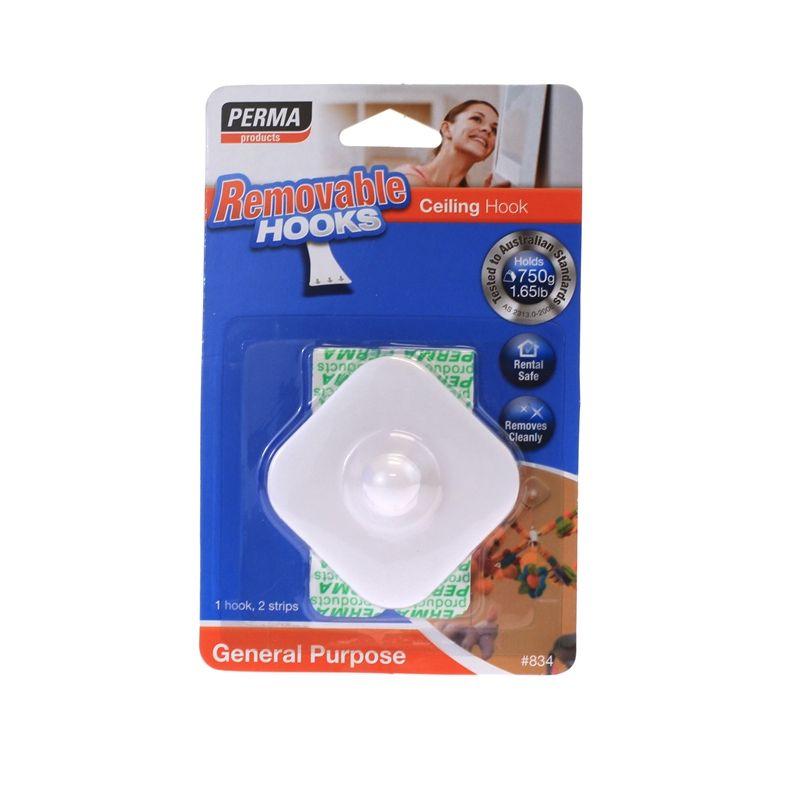 Perma Ceiling Adhesive Hook