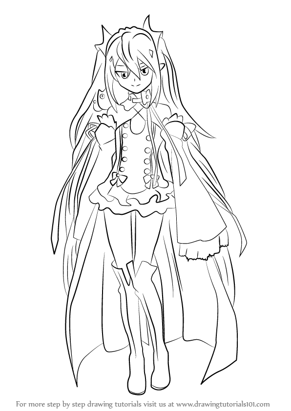 krul tepes | Coloring Pages - People | Pinterest