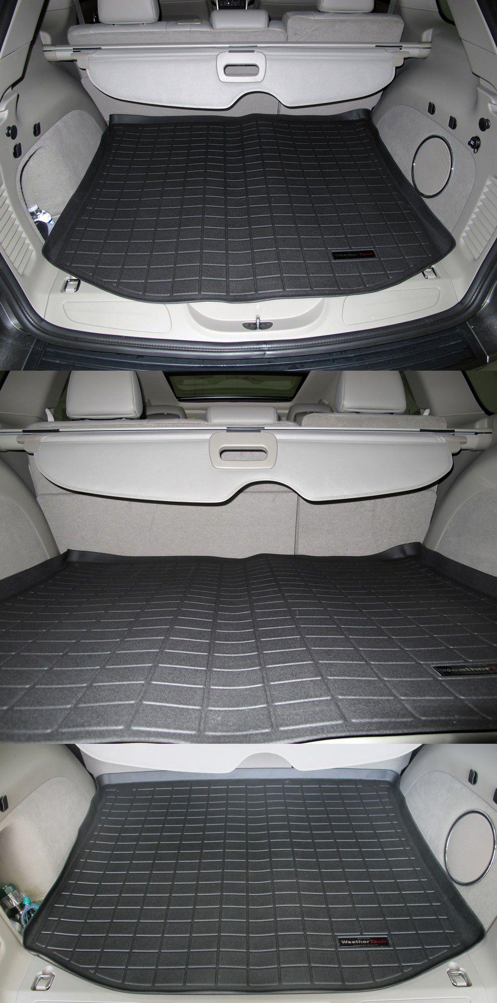 2014 Jeep Grand Cherokee Floor Mats WeatherTech Jeep