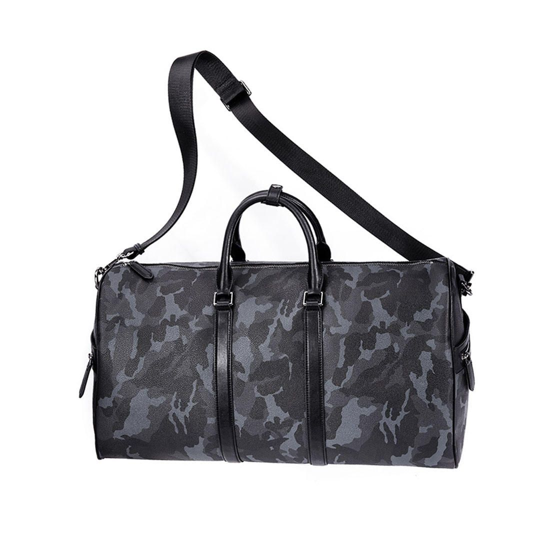 Xiaomi vllicon l outdoor travel leather bag camouflage large