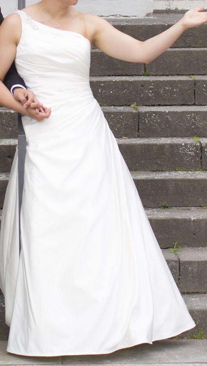 ♥ Brautkleid Lilly Größe 42 in Creme ♥ Ansehen: http://www ...