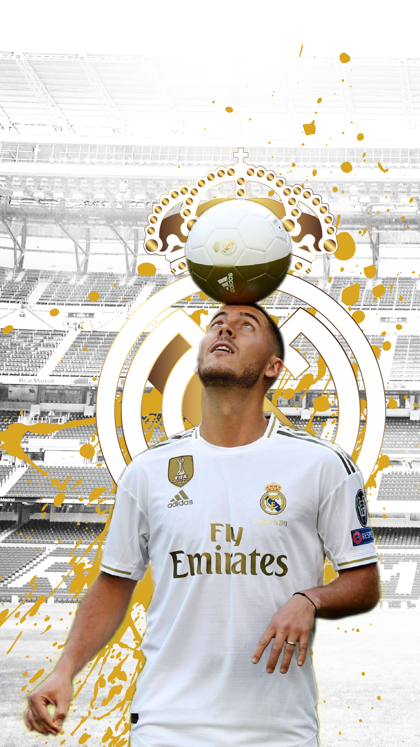 Real Madrid Wallpaper 2019 Hd Football Real Madrid Wallpapers Madrid Wallpaper Real Madrid Logo Wallpapers