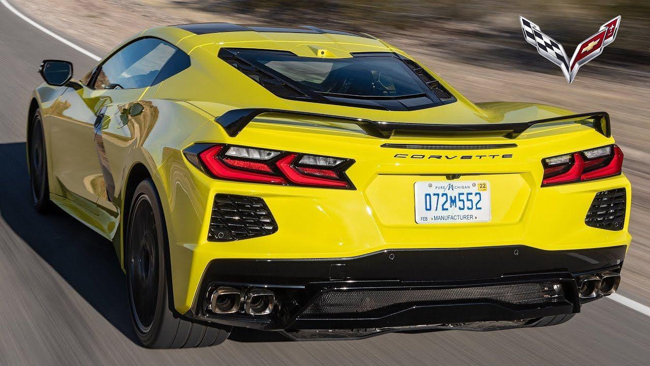 2020 Chevy Corvette C8 in 2020 Chevrolet corvette