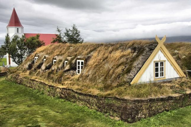 Ecología y arquitectura sostenible: las históricas casas de césped de Islandia