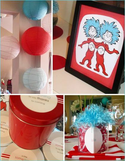 Twins Baby Shower Idea Twins Pinterest Twins Babies And