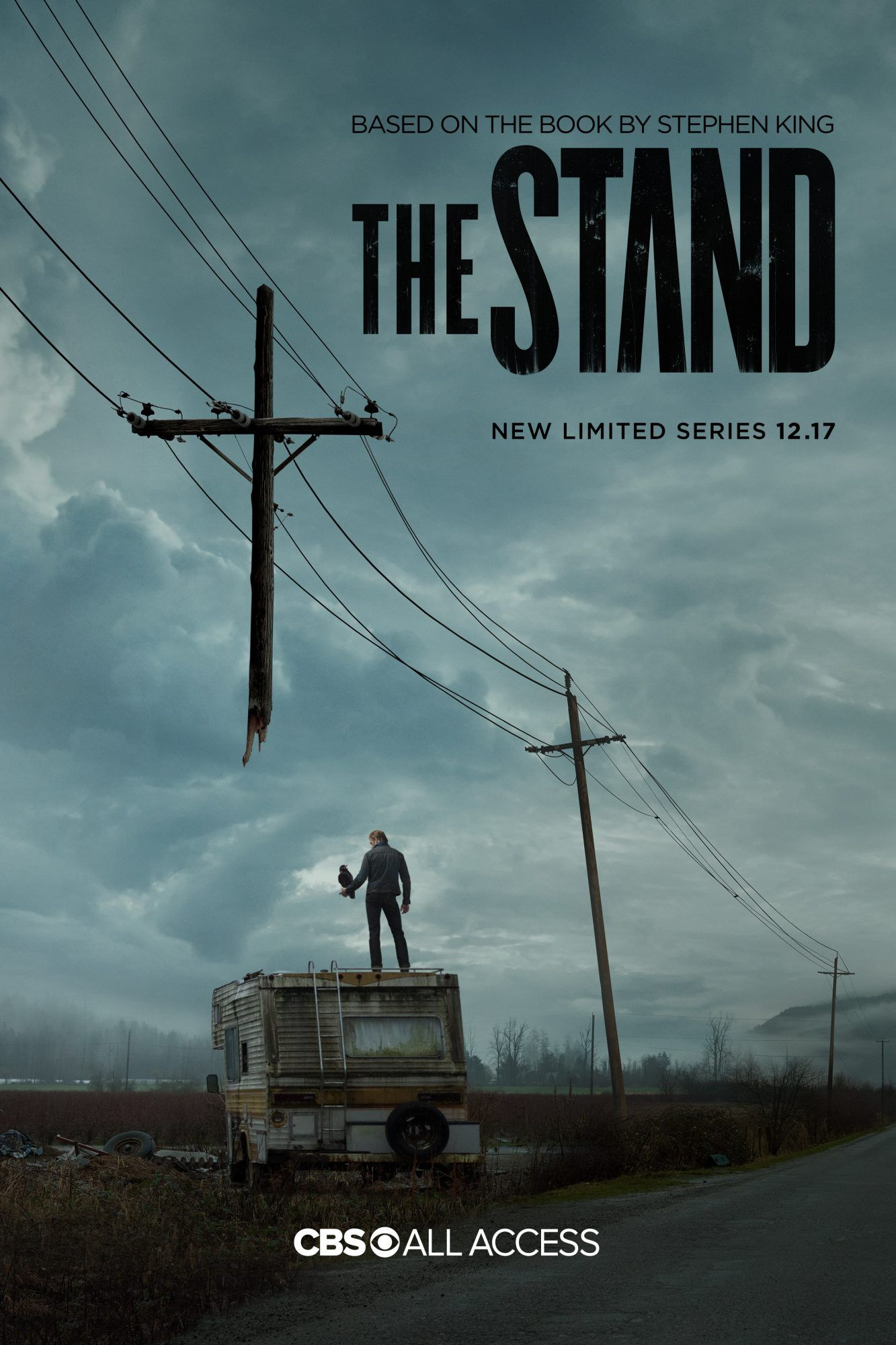 The Stand Full Trailer Revealed At New York Comic Con In 2020 Stephen King Comic Con Tv Series