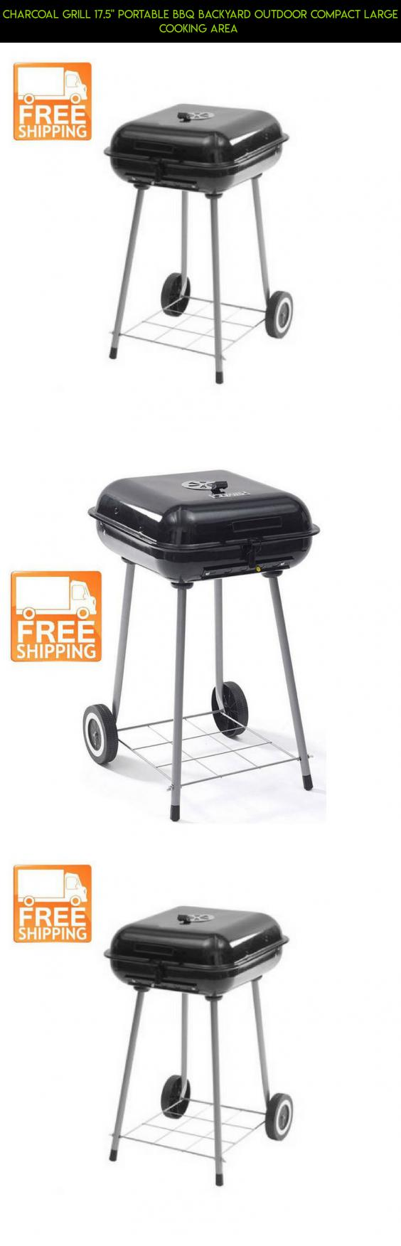 charcoal grill 17 5