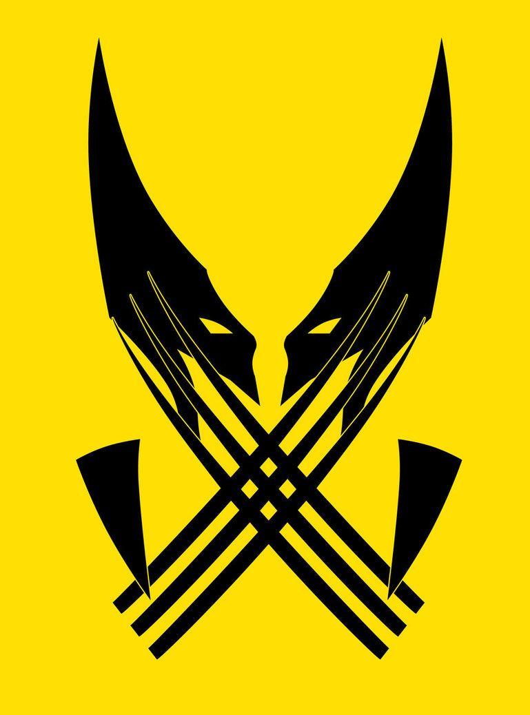 resultado de imagem para wolverine logo tattoo ideas pinterest