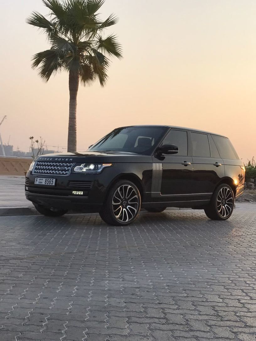 Photo of Range Rover Vogue for Rent in Dubai | Range Rover for Rent in Dubai