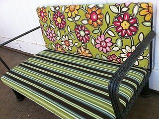 Ordinaire DIY Patio Furniture Cushions  Really Need To Redo My Outdoor Set