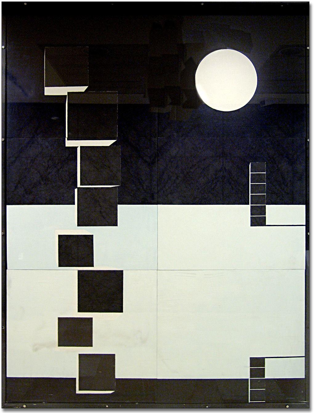Two Horizons, 1968 Kazuo Nakamura