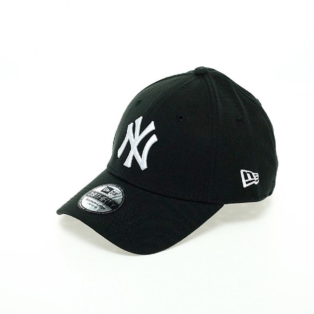 Gorra New Era Basic NY Yankees 39THIRTY League Basic en negro  4d21159ce75