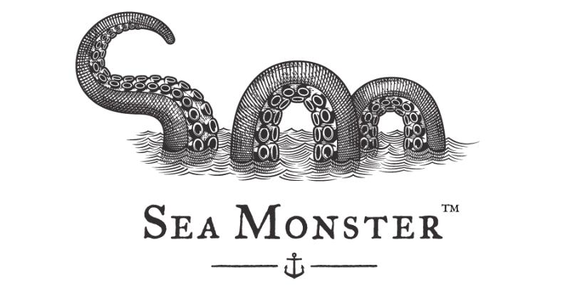 Sea Monster Png 800 420 Sea Monsters Sea Monster Art Sea Logo