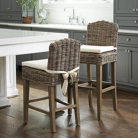 Tightly Hand Woven Rattan Wicker Lends Our Rosalind