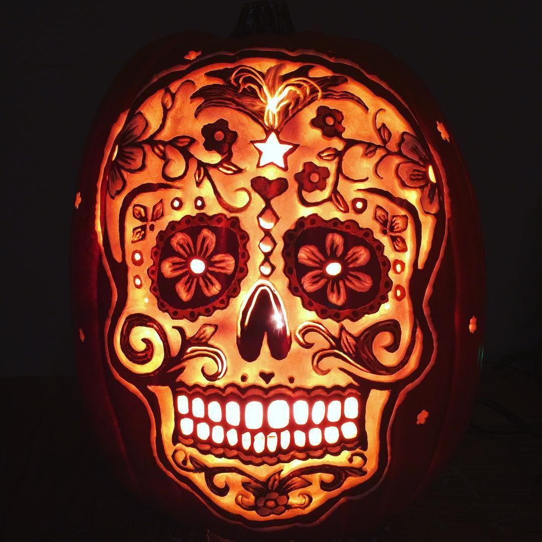 Pumpkin Carving Ideas | Pumpkin carving, Creative pumpkin carving, Halloween pumpkins painted