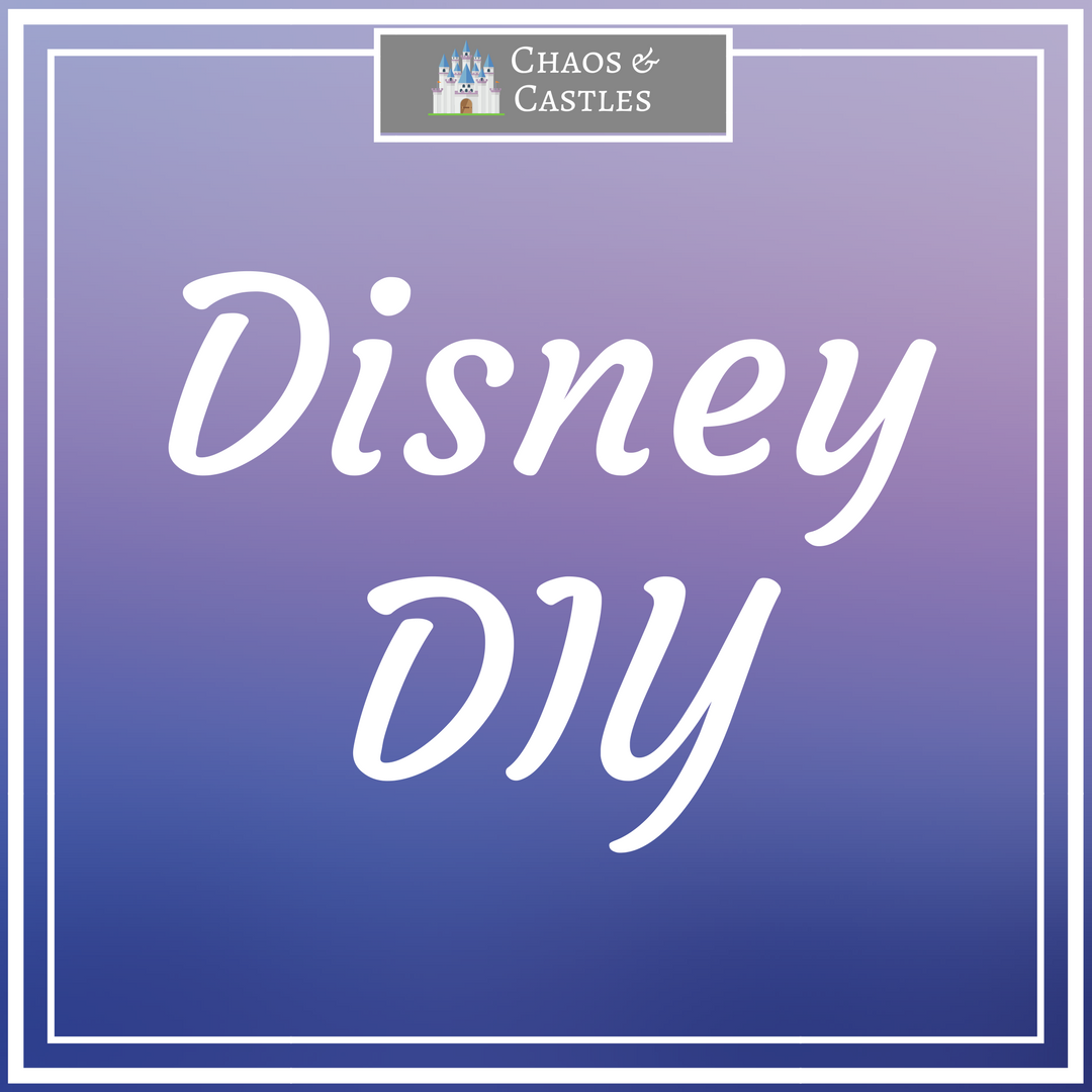 Do it yourself disney style adding a little magic to your projects do it yourself disney style adding a little magic to your projects solutioingenieria Choice Image