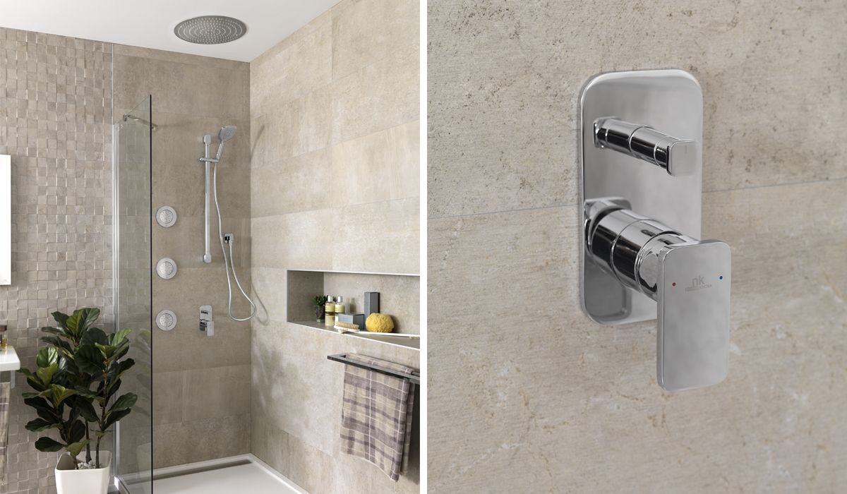 Quiet embedded shower systems with #Smartbox. Install it easily in your #bathroom > vimeo.com/97428590