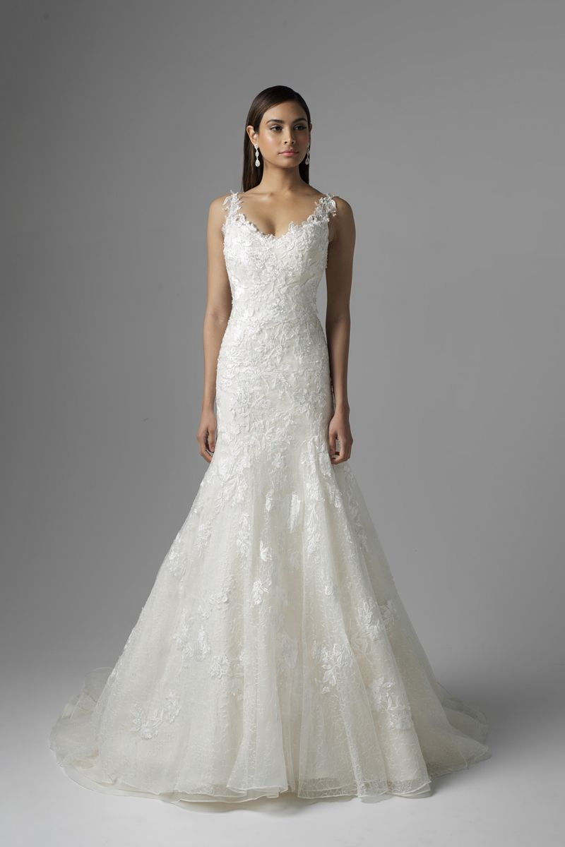 Mia Solano - Wedding Dress - Catalina | M1601Z (http://miasolano.com ...