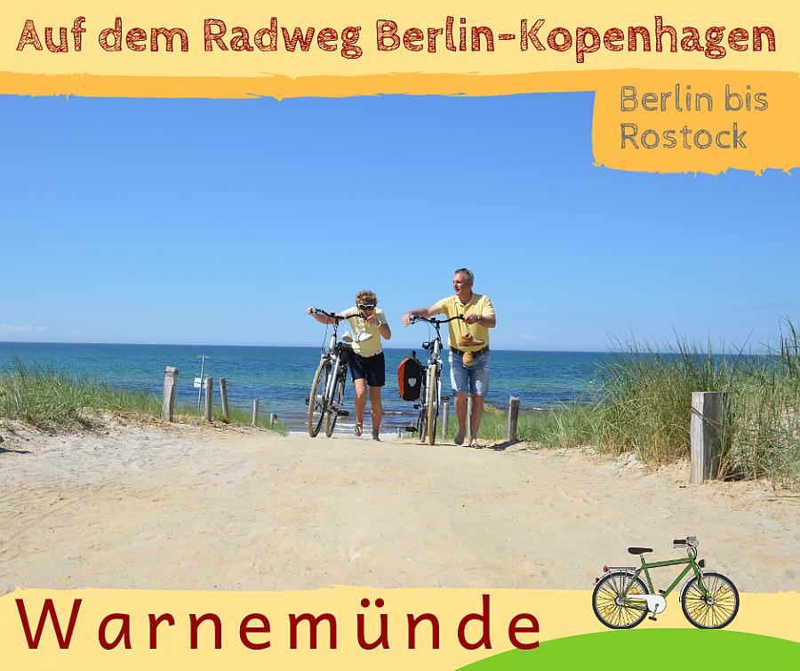 Radweg Berlin Kopenhagen Bis Rostock Radreisen Mecklenburg