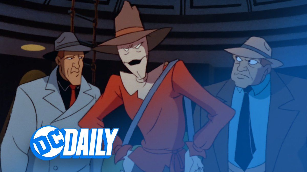 "Will Batman face his fears? Today on we're watching the BATMAN: THE ANIMATED SERIES episode, ""N"