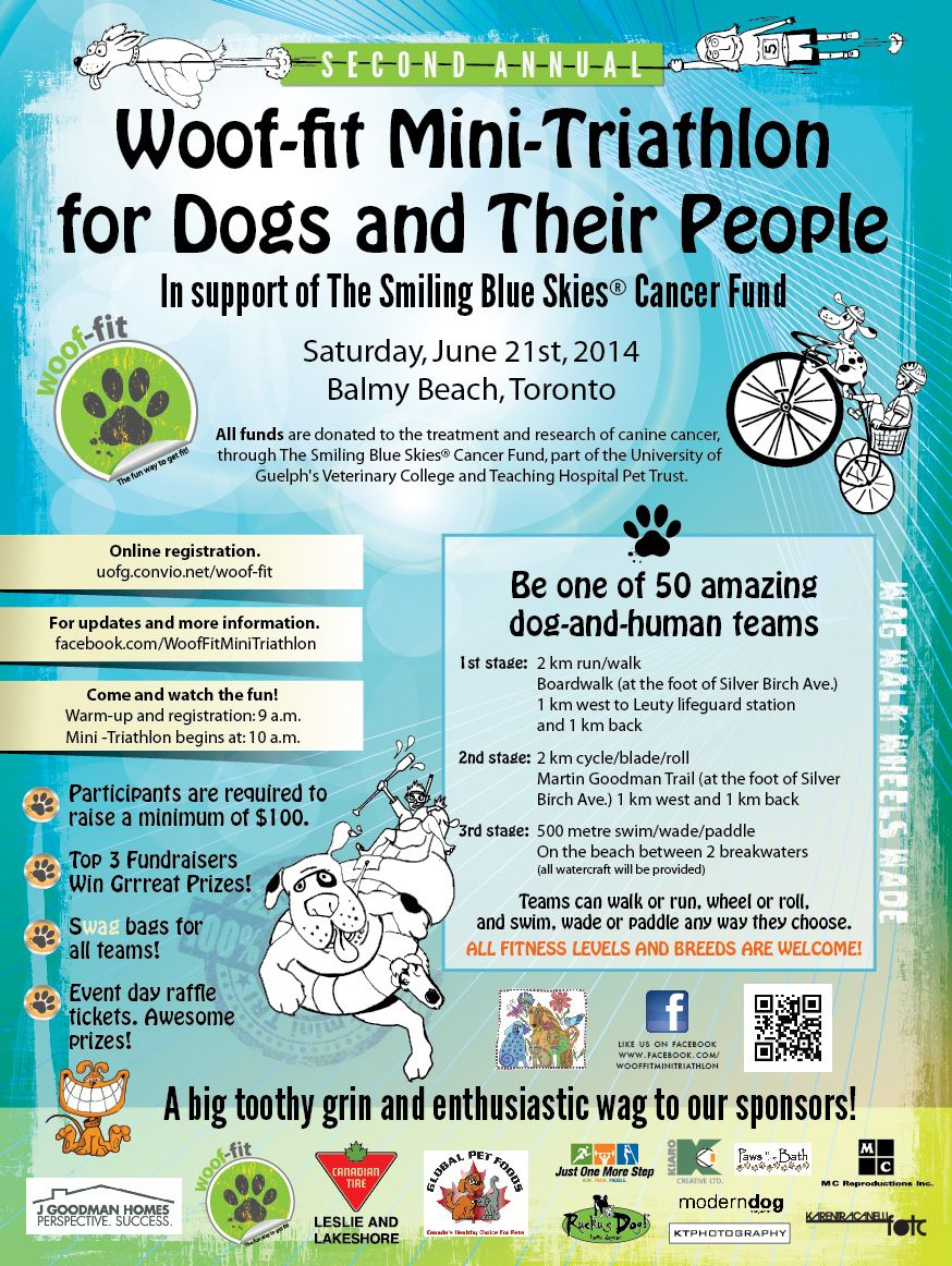 Wooffit caninecancer poochesandtheirpeople events tradeshows