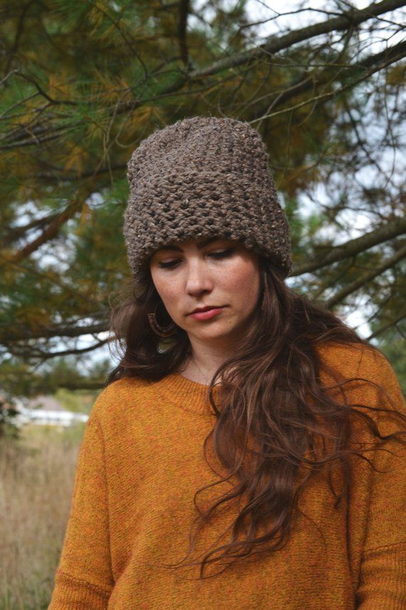 1f853293735 Slouchy Knit Beanies