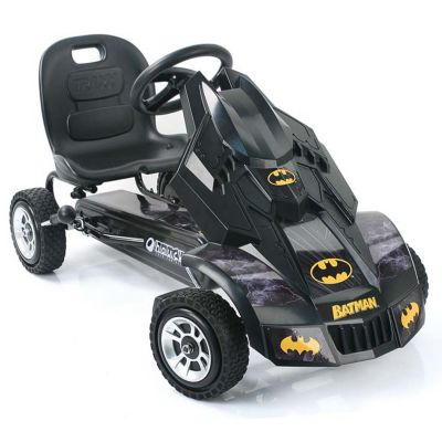 Hauck Batman Batmobile Ride On Pedal Go Kart Multi