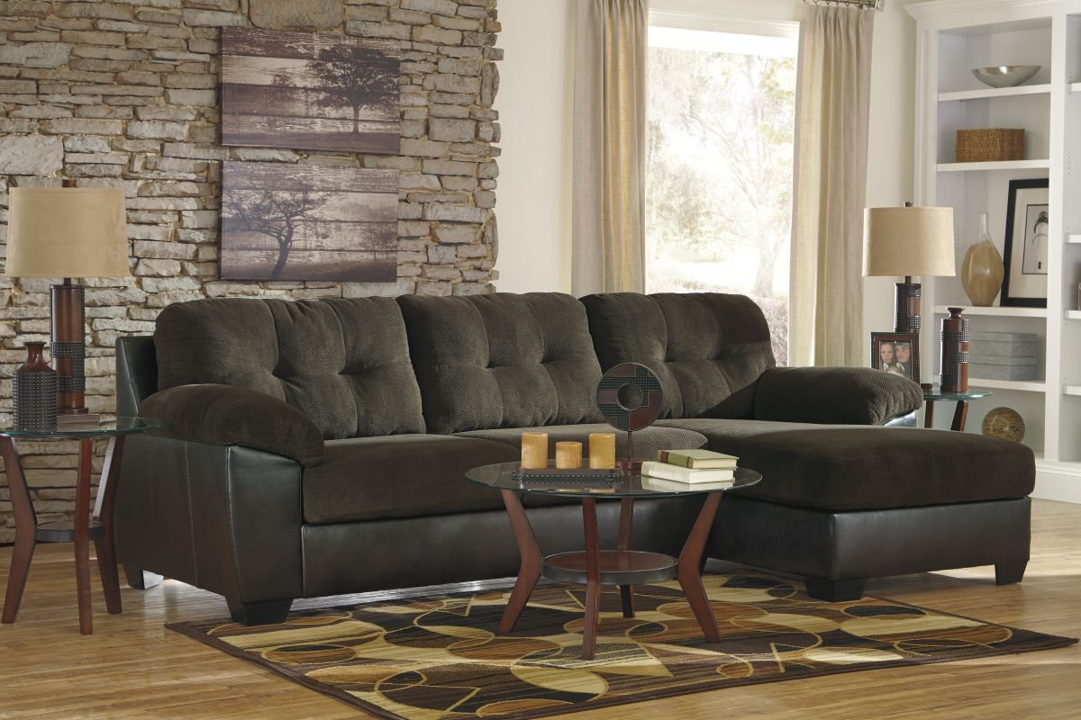 Slipcovers For Sofas Vanleer Chocolate Pc RAF Chaise Sectional by Benchcraft Get your Vanleer Chocolate Pc RAF Chaise Sectional at Furniture Land Ohio Columbus OH