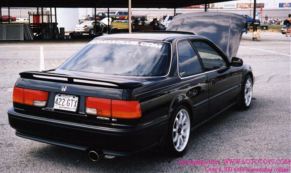 1993 Honda Accord 2 Door Sadly These Never Came To Australia Honda Accord Honda Coupe Honda S