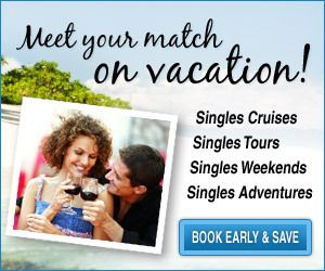 Single? Find your love match on your next cruise!