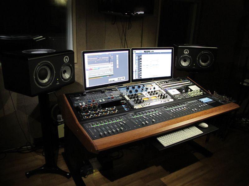 avid artist control software