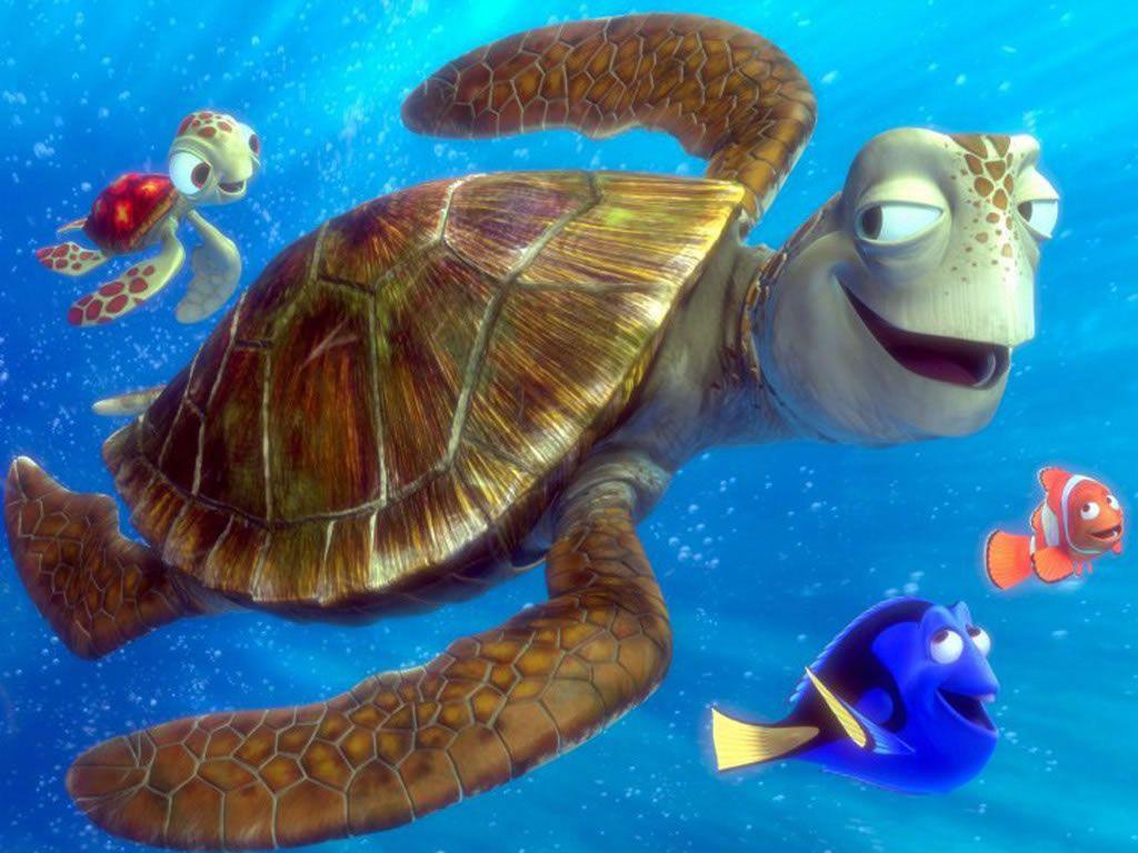 Image detail for wallpapers buscando a nemo finding nemo for Piscina para tortugas