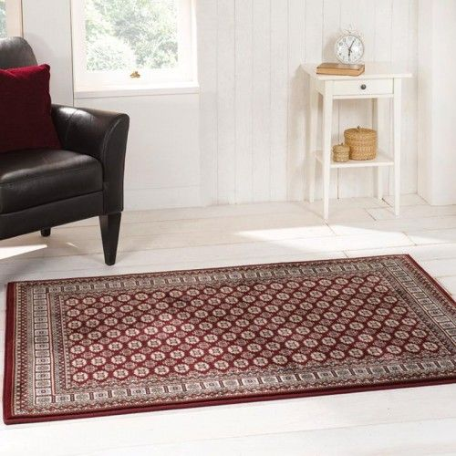 Bokhara Rug Red Colour Now Only 65 Free Uk Pp