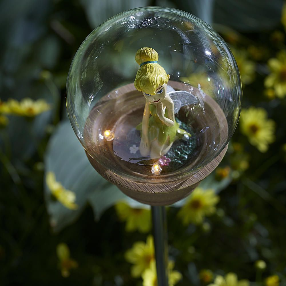 fireflies holding home pin in decor jar d girl cor living yard outdoor garden statue solar glass ebay light